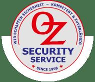 OZ Security Service GmbH Logo