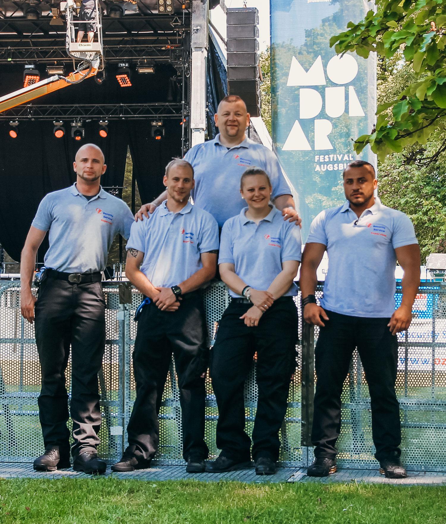 OZ Security Service Team